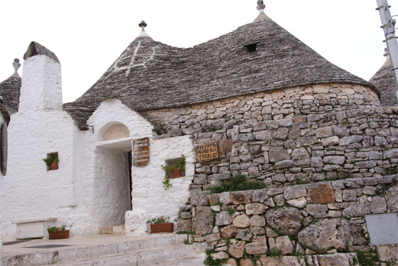 aberobello trullo double