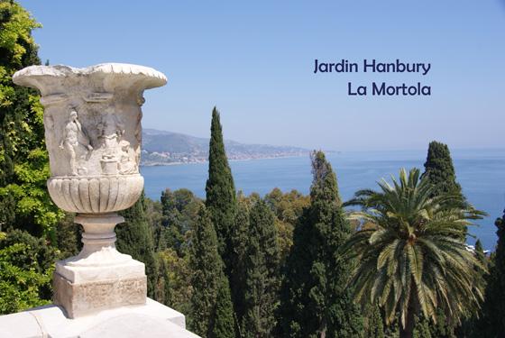 Italie chroniques jardin hanbury la mortola for Jardin hanbury