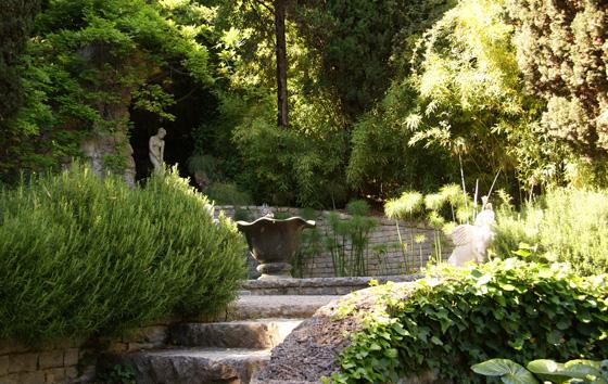 Italie chroniques jardin hanbury la mortola for Jardin italien